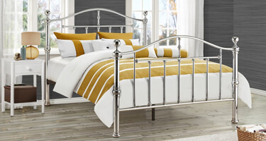 Birlea Furniture Metal Beds