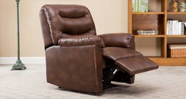 Birlea Furniture Regency Faux Leather Chairs
