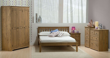 Birlea Furniture Santiago Bedroom