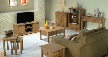 Birlea Furniture Santiago Living Room