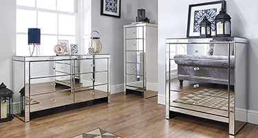Birlea Furniture Seville Bedroom