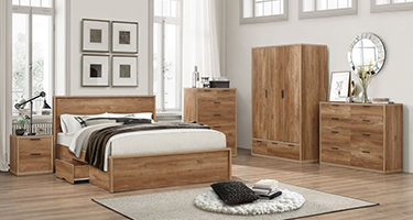 Birlea Furniture Stockwell Bedroom