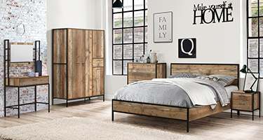 Birlea Furniture Urban Bedroom