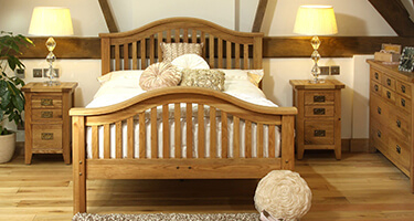 Besp Oak Vancouver Premium Bedroom