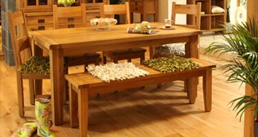 Besp Oak Vancouver Premium Dining Room
