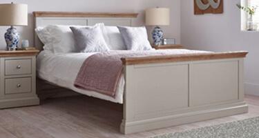 Besp Oak Vancouver Rosa Bedroom
