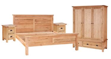Besp Oak Vancouver Select Bedroom