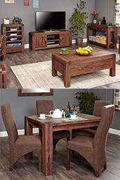 Branded Walnut Furniture