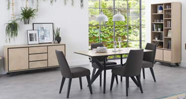 Bentley Designs Brunel Dining Room