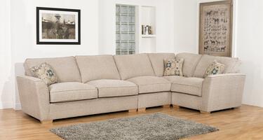 Buoyant Arcadia Fabric Sofas