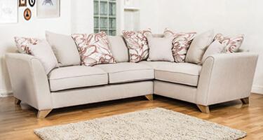 Buoyant Henderson Fabric Sofas