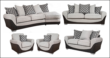 Buoyant Lucie Fabric Sofas