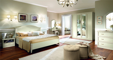 Camel Group Nostalgia Ricordi Italian Bedroom