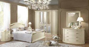 Camel Group Siena Ivory Finish Bedroom
