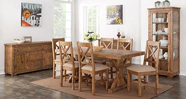 Classic Furniture Camrose Dining Room
