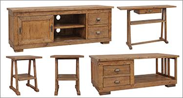 Classic Furniture Camrose Living Room