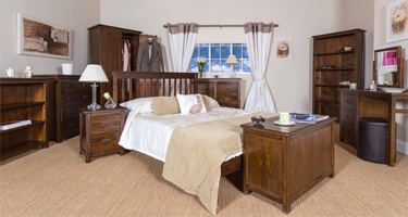 Core Products Boston Wooden Bedroom