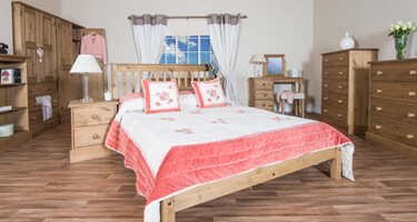 Core Products Cotswold Pine Bedroom