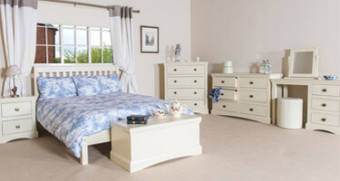 Core Products Quebec Wooden Bedroom