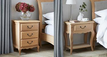 Corndell Bedside Cabinet
