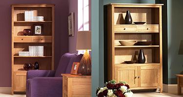 Corndell Bookcases