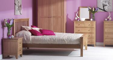 Corndell Nimbus Bedroom