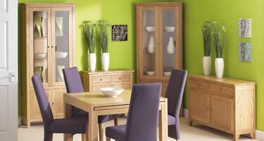 Corndell Nimbus Dining Room