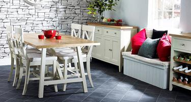 Corndell Tetbury Dining Room