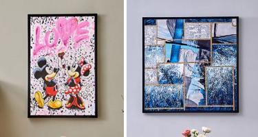 Derrys Furniture Canvas Print Range