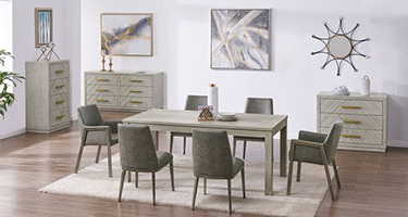 Derrys Furniture Gilroy Dining Room