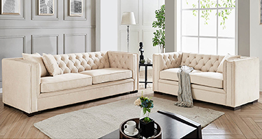 Derrys Furniture Montreal Oatmeal Sofas