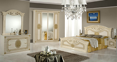 Dima Mobili Kate Beige Bedroom