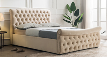 Flair Furnishings Fabric Beds