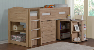 Flintshire Furniture Childrens Beds
