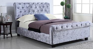 Flintshire Furniture Fabric Beds