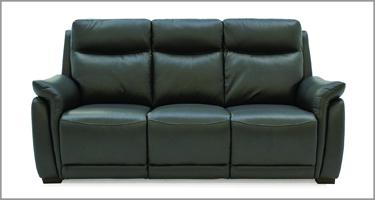Francesco Grey Recliner Sofa