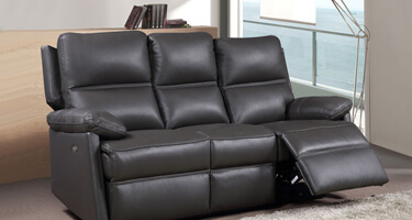 Furniture Line Breasly Leather Sofas
