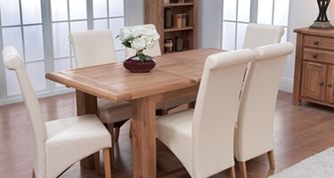 Furniture Line Daniel Oak Dining Room