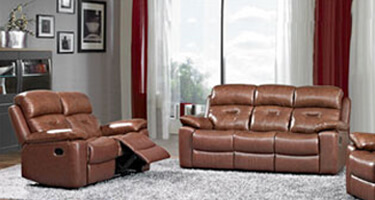 Furniture Line Dayana Leather Sofas