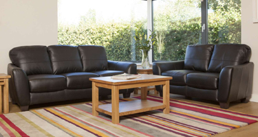 Furniture Line Maples Leather Sofas