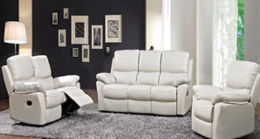 Furniture Line Romi Leather Sofas