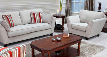 Furniture Line Sienna Fabric Sofas