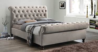 Furniture Line Fabric Bed Frames