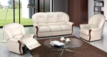 G & G Italia Susy Leather Sofas