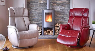 GFA Leather Recliner Chairs