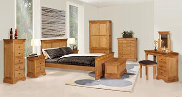 Gannons Furniture Doral Bedroom