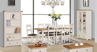 Gannons Furniture Jenison Dining Room