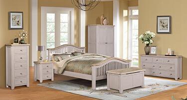 Gannons Furniture Scotia Bedroom