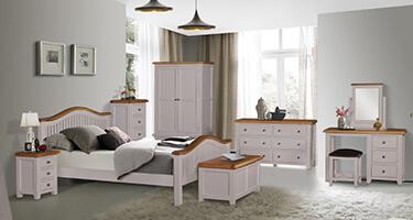 Gannons Furniture Vinton Bedroom