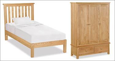 Global Home Cork Lite Bedroom